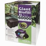 Комплект фильтрации для пруда Velda Giant Biofill XL Set 60000