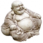 Скульптура керамическая, Хотэй