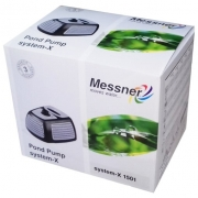 Насос для пруда Messner System-X 1501