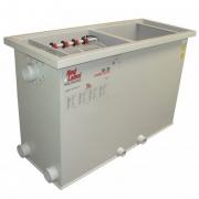 Комбинированный барабанный фильтр для пруда (УЗВ) Aquaking  Red Label Combi Drum filter 20/25
