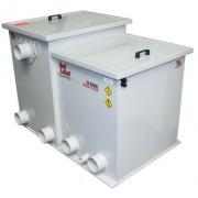 комбинированный барабанный фильтр для пруда (узв) aquaking  red label combi drum 20/25 basic L2.0701 AquaKing (Нидерланды)