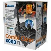 Подводный фильтр для пруда Superfish Combi Clear 6000