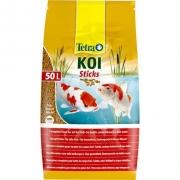 Корм для рыб TetraPond KoiSticks - 50л/7500гр
