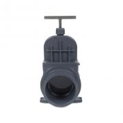 Задвижка для труб VDL, 50 мм