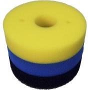 Комплект змінних фільтруючих елементів для фільтра AquaKing PF²-60 ECO