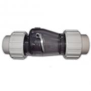 обратный клапан поворотный пвх aquaking - d 50 мм ZKA_50 AquaKing (Нидерланды)