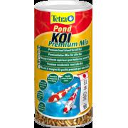 Корм для рыб Tetra Pond KOI Premium Mix - 1л/200гр