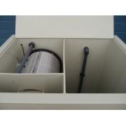 Комбинированный барабанный фильтр для пруда (УЗВ) Filtreau Combi Next