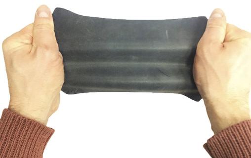 Бутилкаучуковая EPDM пленка Firestone GEOSMART