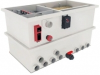Комбінований барабанний фільтр для ставка (УЗВ) AquaKing Red Label Combi Filter Basic 500