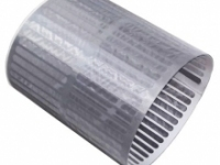 Змінна фільтруюча панель High-Flow 1140x398x5 мм для барабанного фільтра, 120 мк