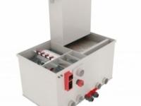 Комбінований барабанний фільтр для ставка (УЗВ) AquaKing Red Label Combi Trickle Filter 20/25 Basic 2